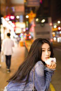 [IMiss 爱 蜜 社] Vol.294 Temperament Goddess @ 许诺 Sabrina Sexy Photo