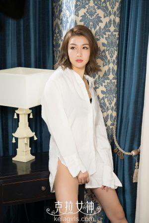 [Kelagirls 克拉 女神] Jing Ran-Speaking and kissing me Photo album