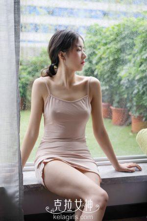 [Kelagirls 克拉 女神] Ning Ning-Home School Girl Photo Album
