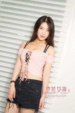 [KELAGIRLS Carla Goddess] Yao Ji-Sister is waiting for you