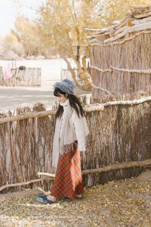 [Kimoe radical culture] KIM013 should be-Autumn painting should be desert travel photography