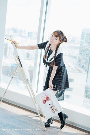 [Kimoe radical culture] KIM017 柳 羑 琪-Qibaos daily picture