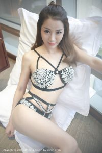 [MFStar Model College] VOL.107 Sugar Liang Ying-Sexy Sexy Lingerie and Seduction Protrusion Series