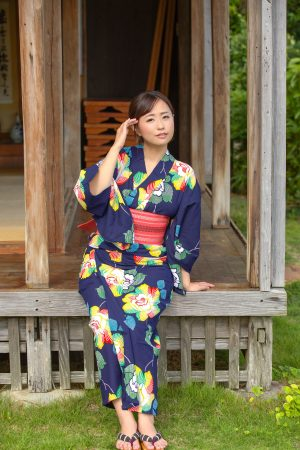 [Minisuka.tv] Tama Mizuki Tama Mizuki-Kimono Mature Woman Temptation