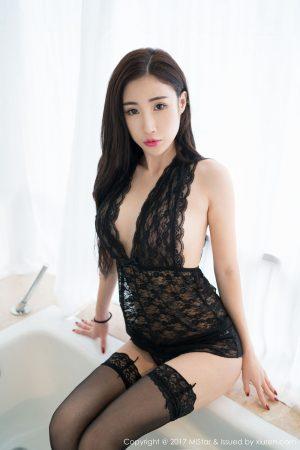 [MiStar 魔 妍 社] VOL.186 beautiful anchor @ 孙梦瑶 V Sexy private room photo