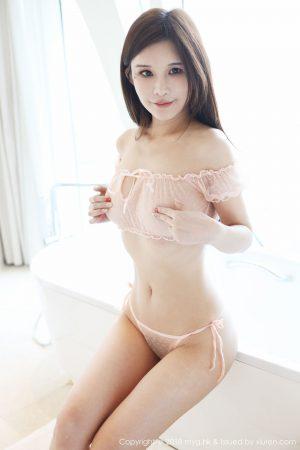 [MyGirl 美 媛 馆] Vol.323 New Model @ 张雨萌 First set photo