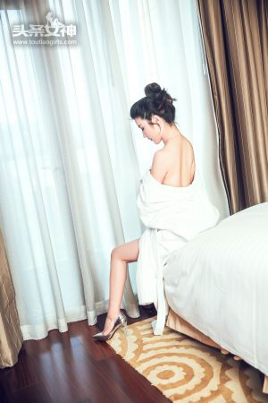 [Toutiaogirls headline goddess] Lin Lin-Body Wrap