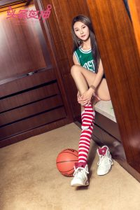 [Toutiaogirls headline goddess] Lin Lin-Exclusive Ball Girl