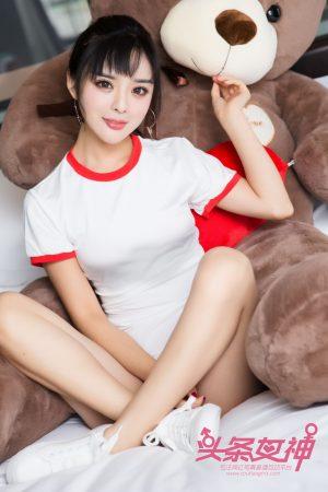 [Toutiaogirls headline goddess] Zhou Xiyan-lovely girl