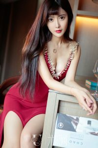 [Ugirls Youguo Network] U300 Zhao Zhiyan Photo Album