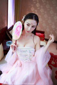[XIUREN 秀 人 网] NO.804 Queen Zou Jingjing-Ancient Style Photo