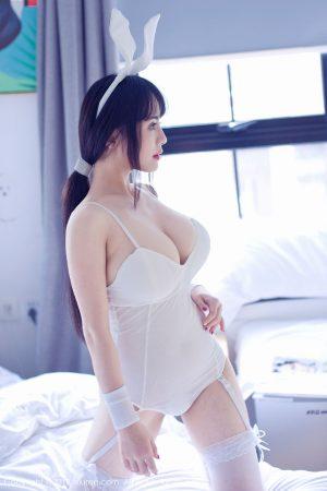 [XIUREN 秀 人] No.1182 E chest big ball girl @ 瑞瑞 ruirui second set photo