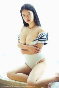 [XIUREN 秀 人] No.1197 The new high school student girl @ 凌希 儿 latest photo album