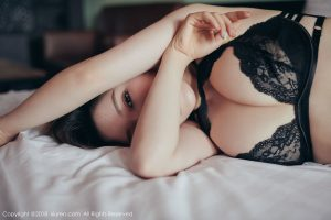 [XIUREN 秀 人] No.1200 Sexy Goddess @ 黄 楽 然 Third set of private photos