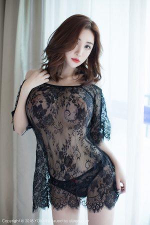 [YouMi 尤 蜜 荟] Vol.219 Temperament Goddess @ 孙梦瑶 V 情趣 婚纱 写真