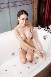 [YouWu 尤物 馆] VOL.059 Jessie-the perfect temptation under the wet body in the bathroom
