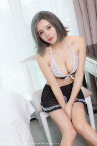 [YouWu 尤物 馆] VOL.061 Mumu hanna-Sexy lingerie seduction