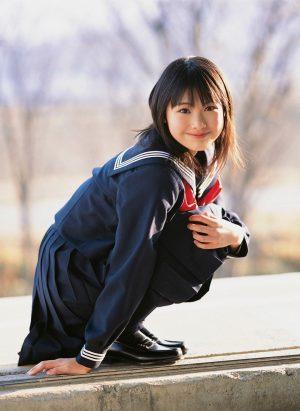 [YS Web] Vol.202 Sakata Ayaka _Super Cute Girl-UNDERAGE!_ Photo Album