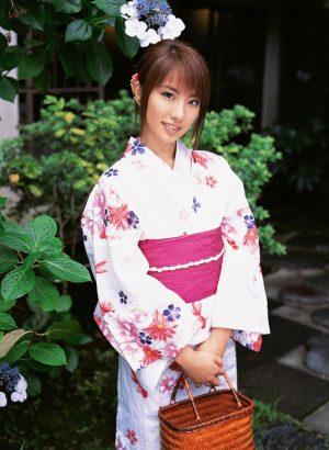 [YS Web] Vol.230 Yamamoto Azusa-Fresh Kimono Beauty Photo Album