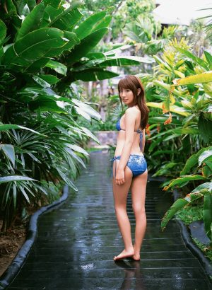 [YS Web] Vol.267 Yamamoto Azusa-swimwear underwear photo