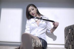 [Girlt 果 团 网] No.082 Daji_Toxic-Office Taboo
