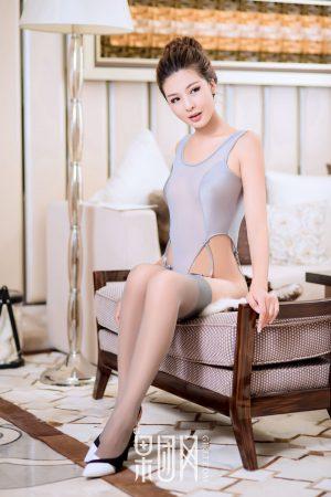 [Girlt 果 团 网] No.091 Yun Feifei-4 sets of fashion show perfect figure!
