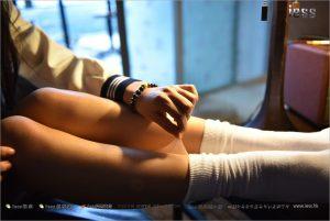 [IESS 奇思 趣向] Silk Foot Bento 148 Kiki-Cotton Socks JK