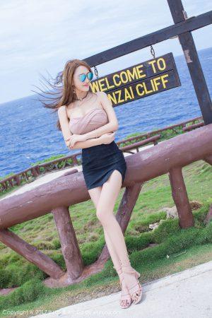 [IMiss 爱 蜜 社] Vol.191 Temperament Beauty @ 妤 薇 Vivian Saipan Travel Photography Third Set Photo