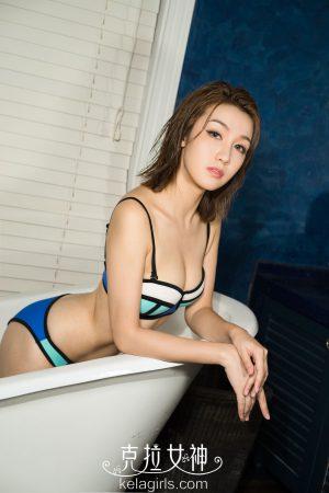 [Kelagirls Carla Goddess] Jing Ran-Lonely and dreamy