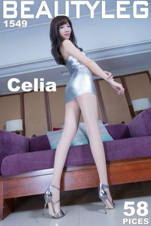 [BeautyLeg] No.1549 Celia-Multiple legs in miniskirts