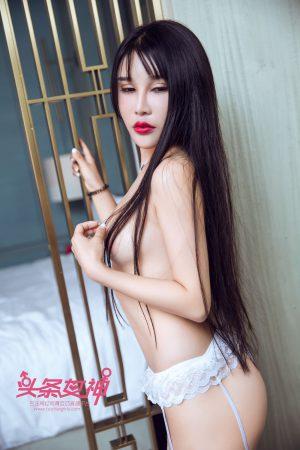 [Toutiaogirls headline goddess] Zhao Linger-Girl Caress Photo Album