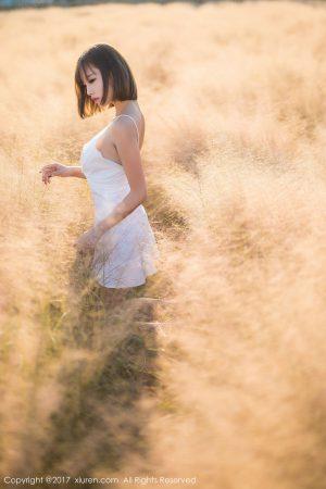 [XIUREN 秀 人 网] No.847 Sweet Beauty God @ 杨晨晨 sugar sexy outdoor photo