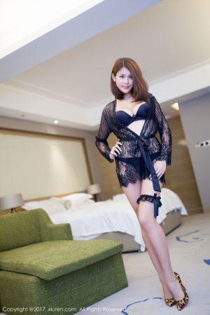 [XIUREN 秀 人 网] No.854 Big breasts with long legs @ 梦 然 同学 Photo Album