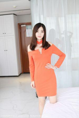[XIUREN Xiuren.com] No.845 Qingxi model with big beautiful legs and good figure