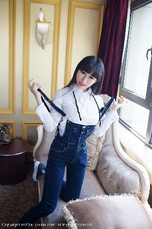 Moonyun Tong Yan Bud Girl from Wuhan [人 网 iRen] no.520 photo set