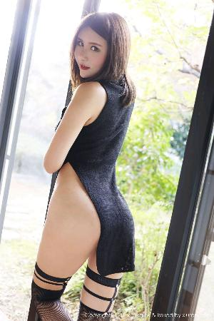 Solo_Yinfi A temptation of a continuous lingering [Miyuan Mall MYGIRL] VOL.343 Photo Collection