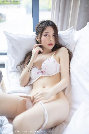 [人 xiuren] no.3648 caviar fish – one day girlfriend theme series