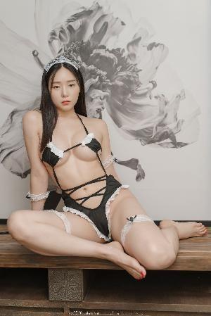[ARTGRAVIA] Vol.206 PIA – Sexy maid uniform temptation